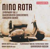Album artwork for Rota: Symphony No. 3