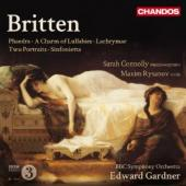 Album artwork for Britten: Phaedra, A Charm of Lullabies, etc.
