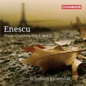 Album artwork for Enescu: Piano Quartes Nos 1 and 2