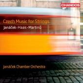 Album artwork for Czech Music for Strings