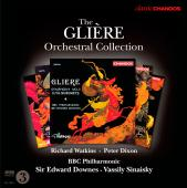 Album artwork for Glière: The Orchestral Collection
