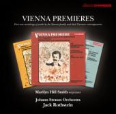 Album artwork for Vienna Premieres, Vols 1-3