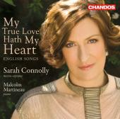 Album artwork for My True Love Hath My Heart: English Songs