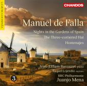 Album artwork for Manuel de Falla: Works for Stage and Concert Hall