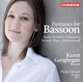 Album artwork for Fantasies for Bassoon