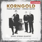 Album artwork for Korngold: String Sextet & Piano Quintet