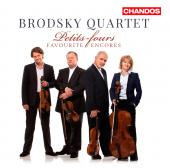 Album artwork for The Brodsky Quartet: Petits Fours