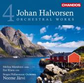 Album artwork for Halvorsen: Orchestral Works 4