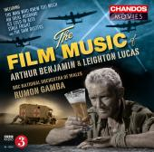 Album artwork for Film Music of Arthur Benjamin & Leighton Lucas