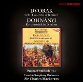 Album artwork for Dvorak: Cello Concerto in B minor