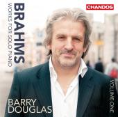 Album artwork for Brahms: Works for Piano, vol.1 / Douglas
