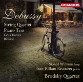 Album artwork for Debussy: String Quartet, Piano Trio / Brodsky, Bav