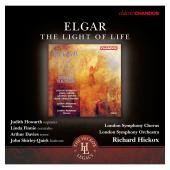 Album artwork for Elgar: The Light of Life / Hickox