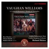 Album artwork for Vaughan Williams: Cotswold Romance, Death of Tinta
