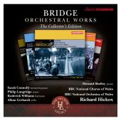 Album artwork for Bridge: Orchestral Works / Hickox