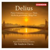 Album artwork for Delius: Piano Concerto, Paris, Brigg Fair / A.Davi