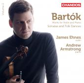 Album artwork for Bartok: Violin Sonatas and Folk Dances / Ehnes