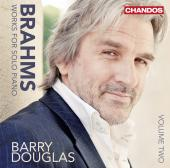 Album artwork for Brahms: Solo Piano Works / Douglas