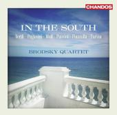 Album artwork for IN THE SOUTH / Brodsky Quartet
