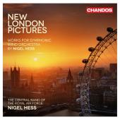 Album artwork for Nigel Hess: New London Pictures - Works for sympho