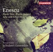 Album artwork for Enescu: Piano Trio & Quintet