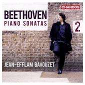 Album artwork for BEETHOVEN PIANO SONATAS V 2- Bavouzet