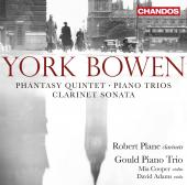 Album artwork for Bowen: Piano Trios, Phantasy Quintet, etc.
