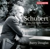 Album artwork for Schubert: Works for Solo Piano / Douglas