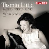 Album artwork for French Violin Sonatas / Tasmin Little
