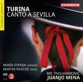 Album artwork for Turina: Canto a Sevilla