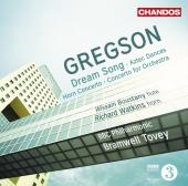 Album artwork for Gregson: V 4 - Orchestral Works