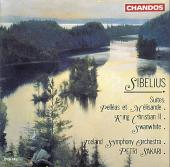Album artwork for Sibelius: Incidental Music / Sakari