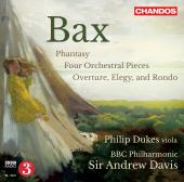 Album artwork for Bax: Orchestral Works / Davis