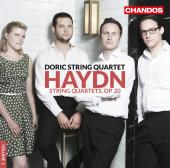 Album artwork for Haydn: String Quartets vol.1 / Doric Quartet