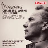 Album artwork for Messages - Chamber Works for Strings