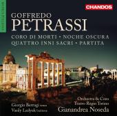 Album artwork for Petrassi: Choral and Orchestral Works
