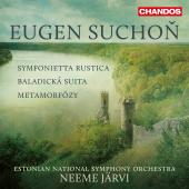 Album artwork for Eugen Suchon: Baladická Suita, Op. 9