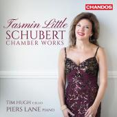 Album artwork for Schubert: Chamber Works / Tasmin Little