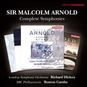 Album artwork for Arnold: Complete Symphonies [Box Set]