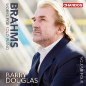 Album artwork for BRAHMS: PIANO MUSIC VOL. 4