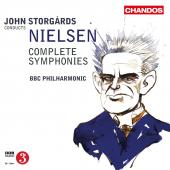 Album artwork for NIELSEN: COMPLETE SYMPHONIES