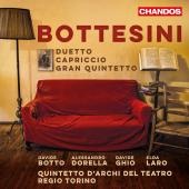 Album artwork for Bottesini: Duetto - Capriccio - Gran Quintetto