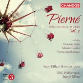 Album artwork for PIERNE: ORCHESTRAL WORKS, VOL. 2