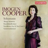 Album artwork for Schumann: Abegg variations, etc / Cooper