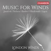 Album artwork for Music for Winds