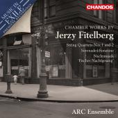 Album artwork for Jerzy Fitelberg: Chamber Works