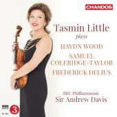 Album artwork for Wood, Coleridge-Taylor & Delius: Music for Violin