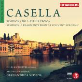 Album artwork for Casella: Orchestral Works vol. 4