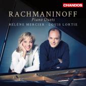 Album artwork for Rachmaninoff: Piano Duets