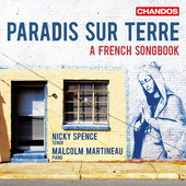 Album artwork for Paradis sur Terre - A French Songbook